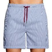 Gant Seersucker Swim Shorts * Maksuton Kuljetus *