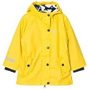 Muddy Puddles Puddleflex New Hooded Jacket Yellow 18-24 months