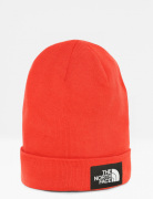 The North Face, DOCK WORKER RECYCLED BEANIE, Punainen, Hatut till Poja...