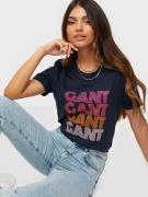 Gant D2. Gradient Graphic Ss T-Shirt