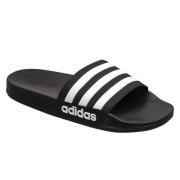 adidas Suihkusandaalit adilette Shower - Musta/Valkoinen Lapset